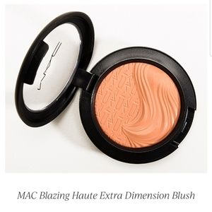 MAC blush Blazing Haute